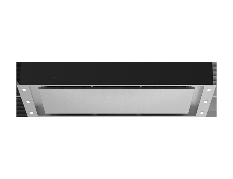Copenhagen 120 Ceiling Cassette - Stainless Steel Finish